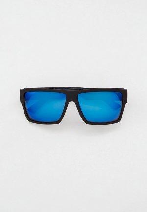 Очки солнцезащитные Keddo. Цвет: черный