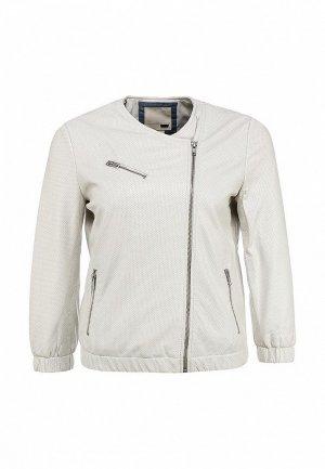 Куртка кожаная Levis® Levi's® LE306EWABQ74. Цвет: бежевый