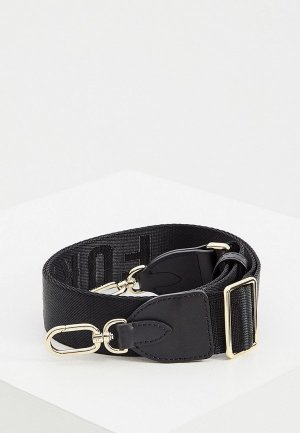 Ремень для сумки Furla FIONA SHOULDER STRAP. Цвет: черный