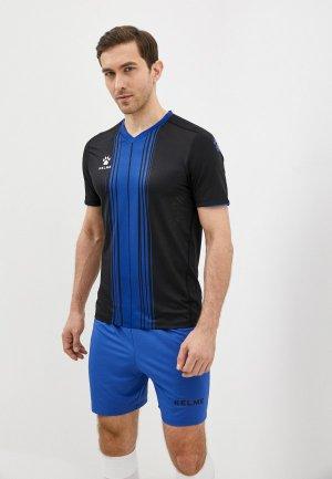 Костюм спортивный Kelme Short sleeve football uniform. Цвет: разноцветный