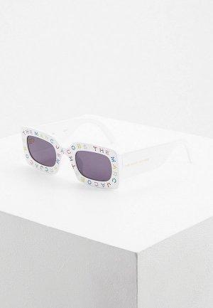 Очки солнцезащитные Marc Jacobs 488/S VK6. Цвет: белый