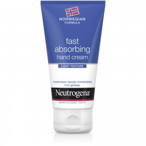 Быстро впитывающийся крем для рук Norwegian Formula Fast Absorbing Hand Cream 75 мл Neutrogena