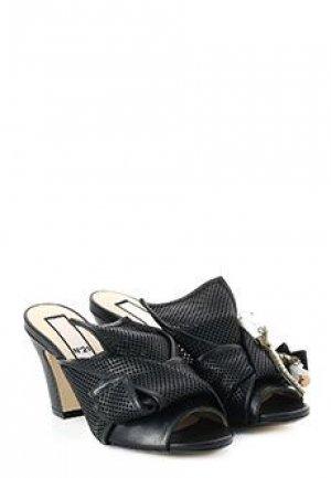 Мюли No21. Цвет: черный