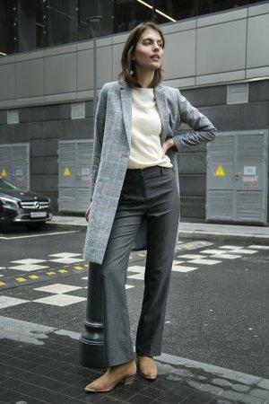 Прямые брюки EMKA