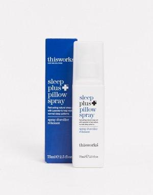 Спрей для подушки This Works Sleep Plus, 75 мл-Бесцветный