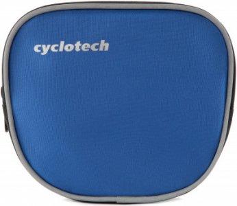 Сумка на велосипед Cyclotech. Цвет: синий