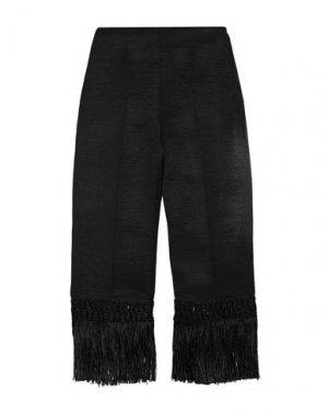 Повседневные брюки EDUN. Цвет: черный