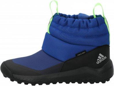 Ботинки утепленные для мальчиков adidas Activesnow Winter.Rdy C, размер 32. Цвет: черный