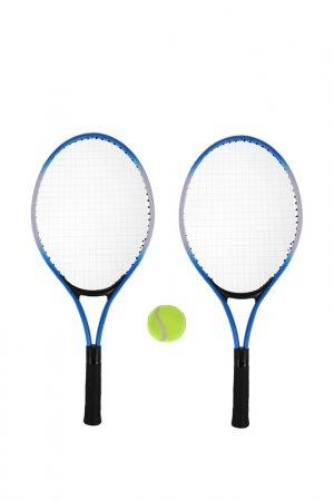 Ракетки для бол.тенниса, мяч Наша Игрушка. Цвет: мультицвет
