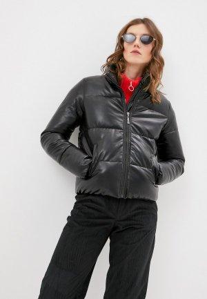 Куртка утепленная Fadjo. Цвет: черный