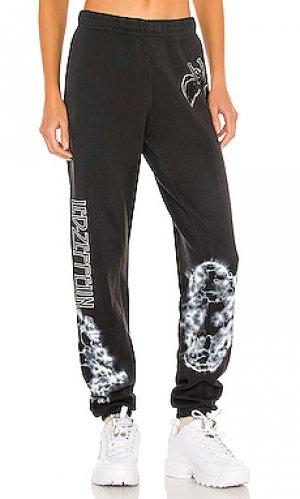 Спортивные брюки tanzy Lauren Moshi. Цвет: черный