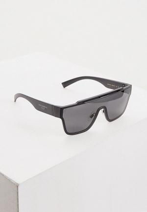 Очки солнцезащитные Dolce&Gabbana 0DG6125 252587. Цвет: черный