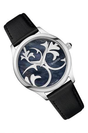 Часы Balmain. Цвет: черный, серебряный