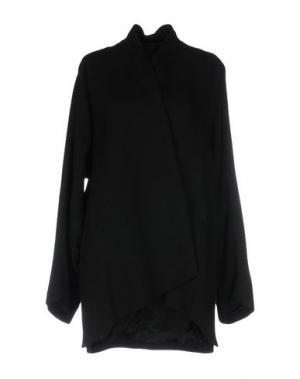 Пальто ILARIA NISTRI. Цвет: черный