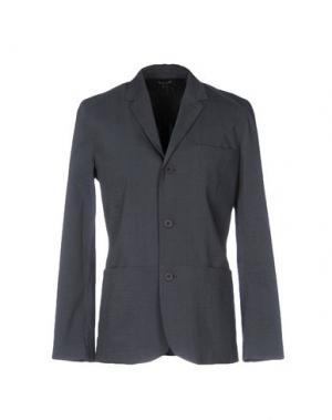 Пиджак HELMUT LANG. Цвет: серый