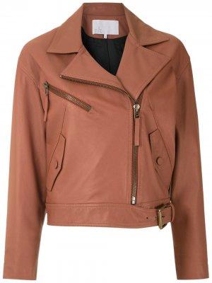 Куртка Mestico Pam Nk. Цвет: коричневый