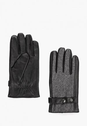 Перчатки Fabretti Touch Screen. Цвет: серый