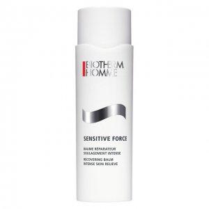 Бальзам для лица чувствительной кожи Biotherm. Цвет: бесцветный