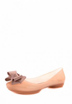 Балетки Marco Bonne`. Цвет: розовый