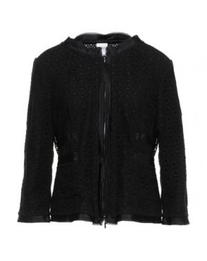 Пиджак ARMANI COLLEZIONI. Цвет: черный
