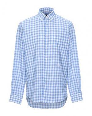 Pубашка ALVIERO MARTINI 1a CLASSE. Цвет: небесно-голубой