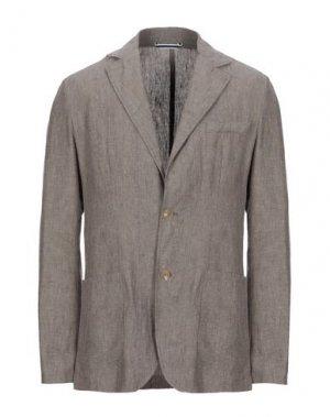 Пиджак BROOKSFIELD. Цвет: хаки