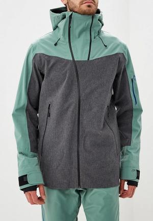 Куртка горнолыжная Brunotti. Цвет: серый