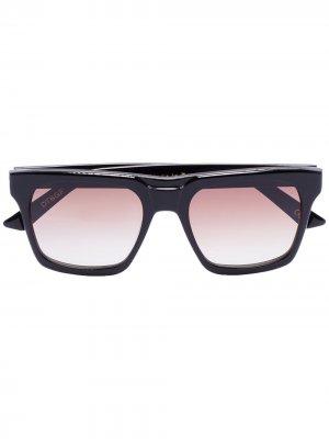 Солнцезащитные очки Donovan Kirk Originals. Цвет: коричневый