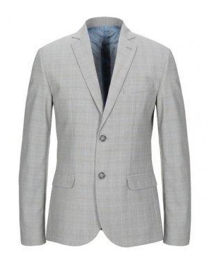 Пиджак MARKUP. Цвет: светло-серый
