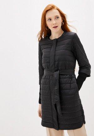 Куртка утепленная Acasta. Цвет: черный