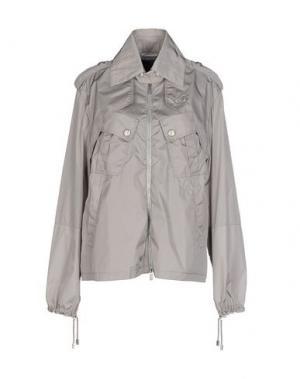 Куртка HOGAN by KARL LAGERFELD. Цвет: бежевый