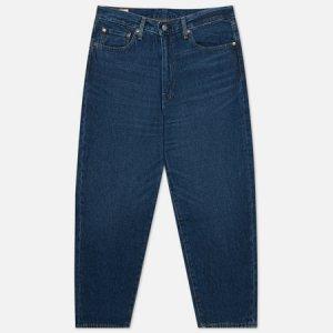 Мужские джинсы Levis Stay Loose Tapered Crop Levi's. Цвет: синий