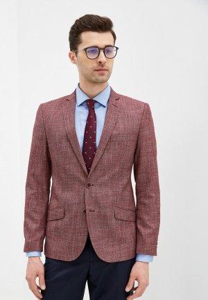 Пиджак Laconi. Цвет: бордовый