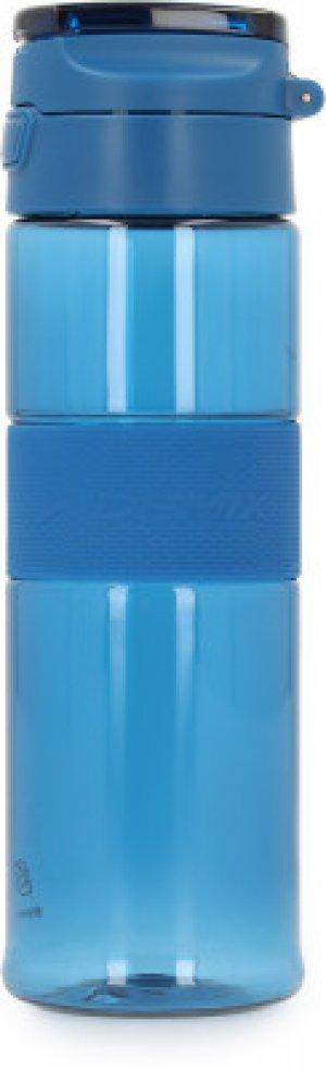 Бутылка для воды , 0,8 л Demix. Цвет: синий