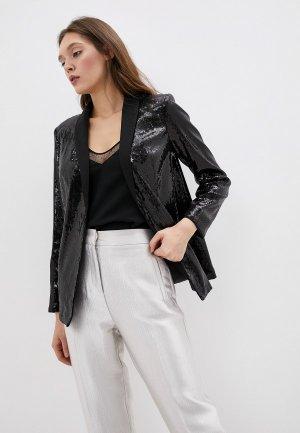 Пиджак Vero Moda. Цвет: черный