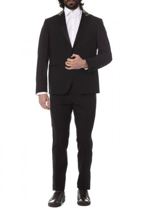 Suit Frankie Morello. Цвет: black