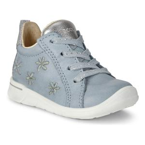 Ботинки FIRST ECCO. Цвет: голубой