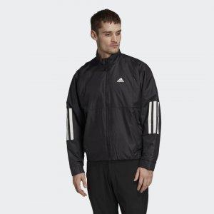 Утепленная куртка Back to Sport Lite Performance adidas. Цвет: черный