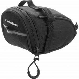 Велосипедная сумка Cyclotech. Цвет: черный