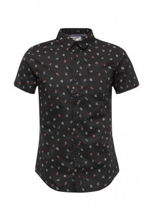 Рубашка Billabong DARK SUNRISE  SS. Цвет: черный