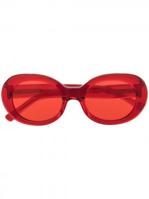 Солнцезащитные очки Kurt AMBUSH. Цвет: красный