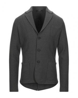 Пиджак ALPHA STUDIO. Цвет: свинцово-серый