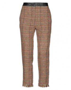 Повседневные брюки SONIA RYKIEL. Цвет: зеленый
