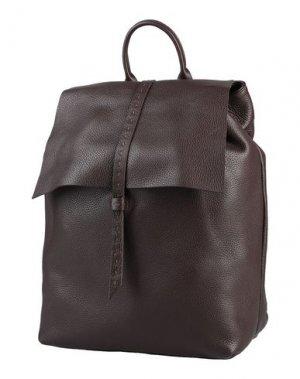 Рюкзаки и сумки на пояс CATERINA LUCCHI. Цвет: темно-коричневый