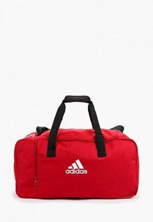 Сумка спортивная adidas TIRO DU M. Цвет: красный