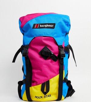 Розовый рюкзак Rockstar 90 Berghaus