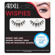 Накладные ресницы (пучки) Wispies Cluster False Eyelashes - 600 Black Ardell