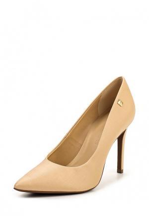 Туфли Loucos & Santos. Цвет: бежевый