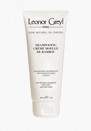 Шампунь Leonor Greyl Creme Moelle de Bamboo, 200 мл. Цвет: прозрачный