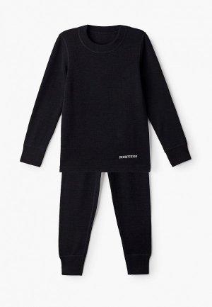 Комплект Montero Super Wool Protection. Цвет: черный